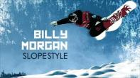 Billy Morgan snowboard
