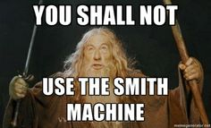 gandalf smith machine