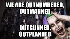 outnumbered joker
